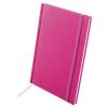 """REXEL Jegyzetfüzet, A5, vonalas, 192 lap, REXEL """"Joy"""", rózsaszín"""