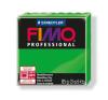 "FIMO Gyurma, 85 g, égethető, FIMO ""Professional"", zöld süthető gyurma"