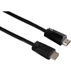 Hama 122120 High-Speed HDMI - Micro HDMI kábel, 1.5 m