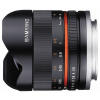 Samyang 8mm f/2.8 UMC Fish-eye II (Sony E) (fekete)
