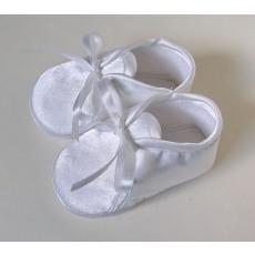 Keresztelő cipő (fiús) - díszdobozos