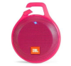 JBL CLIP PLUS Bluetooth hangszóró - rózsaszín hangszóró