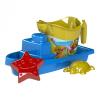 Dema Stil Scooby-Doo hajós homokozó készlet, 4 részes