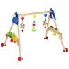 Heimess Fa babajáték, mozgás és járásfejlesztő tréner, vonatos