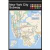 New York-i metro térkép