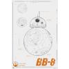 Star Wars VII. BB-8 poszter