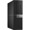 Dell Optiplex 3040 Small Form Factor | Core i3-6100 3,7|12GB|1000GB SSD|0GB HDD|Intel HD 530|W8P|3év