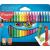 """MAPED Zsírkréta, MAPED """"Color\´Peps"""", Wax, 18 különböző szín"""