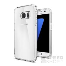 Spigen SGP Crystal Shell Samsung Galaxy S7 Clear Crystal hátlap tok tok és táska