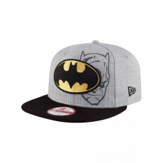 New Era HEATHER FACE BATMAN