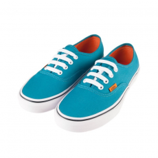Vans Authentic (POP) Pagoda Blue/Amberglow