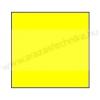 Meto EC1619 / 16×19mm citrom szögletes árazócímke