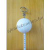 Kulcstartó golflabda