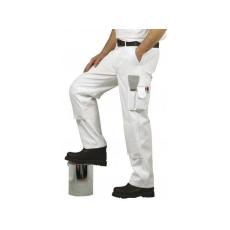 S817 - Festő nadrág - fehér