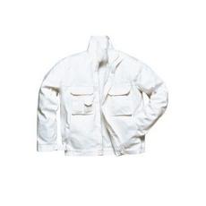 S827 - Festő kabát - fehér
