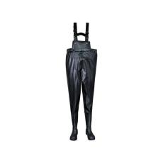 FW74 - Steelite biztonsági melles csizma S5 - fekete