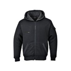 KS32 - Pewter kabát - fekete