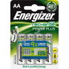 ENERGIZER akku Power Plus HR6 Mignon AA 2000mAh 4db/csom.