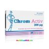 OLIMP LABS Chrom Activ Szerves Króm 60 db tabletta, 200 mcg, fogyás, cukorbetegség, éhségroham - Olimp Labs