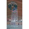 KRAUSE Stabilo Gurulóállvány 50-es sorozat 13,4m (2,5x1,5m) 745309