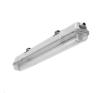 Por- és páramentes lámpatest 1x18W IP65 műhely lámpa