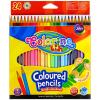 Colorino Kids: hatszögletű színes ceruzák - 24 db