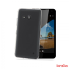 CELLY Lumia 550 szilikon hátlap,Átlátszó