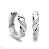 Silvertrends ezüst fülbevaló - ST1323