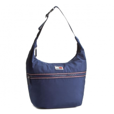 Tommy Hilfiger Táska TOMMY HILFIGER - SPORT Th Athletic US Hobo AW0AW02130 Midnight 001