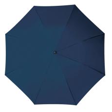 RAINBOW esernyõ, sötétkék (RAINBOW kézi nyitású egyszeres teleszkópos összecsukható esernyõ, nylon)