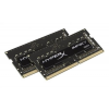 Kingston HyperX Impact 2X4GB 2133MHz DDR4 CL13 SODIMM memória modul