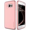 VERUS Samsung Galaxy S7 edge Single Fit hátlap, tok, rózsaszín