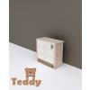 TODI TODI Teddy – 3 fiókos komód