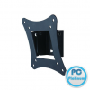"SBOX LCD-100 13""-30"" Wall Stand With Tilt Black"