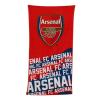 Team velúr törölköző - Arsenal