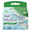 Wilkinson Intuition Naturals Sensitive Care borotvabetét, 3 darab (4027800007103)