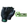 Scitec Nutrition Kesztyű Scitec - Green Style férfi fekete, zöld XL Scitec Nutrition