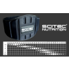 Scitec Nutrition Öv Scitec - Fitness fekete M Scitec Nutrition