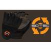 Scitec Nutrition Kesztyű Scitec - Orange Style férfi fekete, narancssárga S Scitec Nutrition