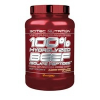 Scitec Nutrition 100% Hydrolized Beef Isolate Peptides 900g mandulás csoki Scitec Nutrition