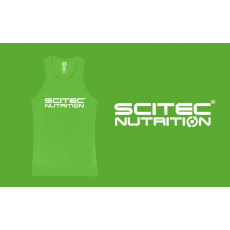 Scitec Nutrition Trikó Girl Normal női zöld M Scitec Nutrition