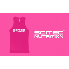 Scitec Nutrition Trikó Girl Normal női pink L Scitec Nutrition