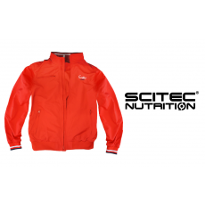 Scitec Nutrition Scitec Jacket Red férfi piros XL Scitec Nutrition