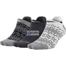 Nike zokni Nike Dri-FIT Graphic No-Show Tab 3pak W SX5086-901