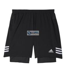 Adidas rövidnadrágsíkfutás adidas Válasz Dual Shorts M AA8431