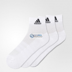 Adidas zokni adidas 3 Stripes Performance Ankle Half Cushioned 3pak AA2285
