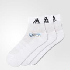 Adidas zokni adidas 3 Stripes Performance Ankle Half Cushioned 3pak AA2285