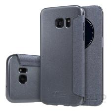 Nillkin Sparkle flip tok Samsung G935 Galaxy S7 Edge, fekete tok és táska