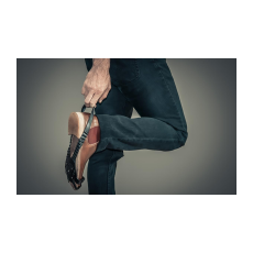 Lábbelire húzható csúszásgátló féltalp City Grip (9CITS)