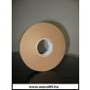 ATS Bandázsszalag, hőhegesztéses, papír, barna, 30mm, 150m (2105)